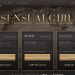 $1 Sensual Girl Trial Membership