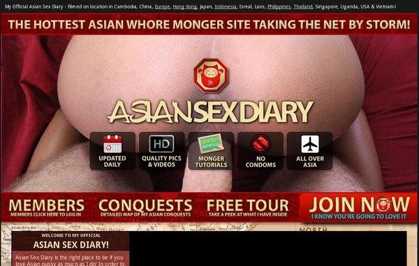 Asian Sex Diary Free Full