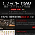 Discount Czechgav Tour