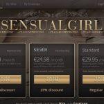 Discount Sensual Girl Promo Code