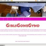 Girls Gone Gyno Account Membership