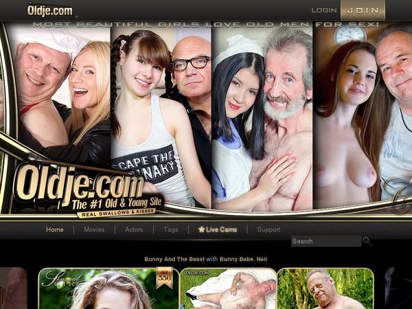 Oldje.com Account Discount