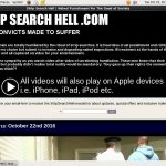 Paypal Strip Search Hell Sign Up