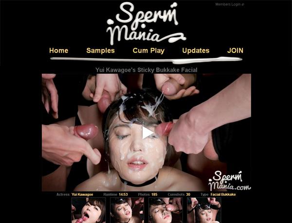 Sperm Mania Free Sex