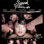 Sperm Mania Promo Id