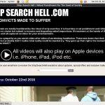Strip Search Hell Crear Cuenta