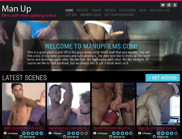 Nude Man Up Films