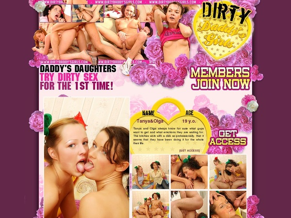 Dirty Daddys Girls Discount Code